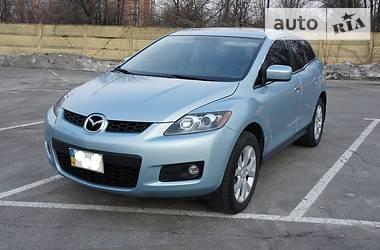 Mazda CX-7 2.3 DISI Turbo 2007