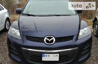 Mazda CX-7 2011 в Хмельницком