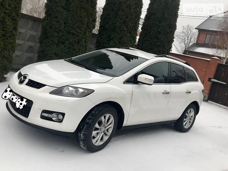 Mazda CX-7 2009 года в Киеве