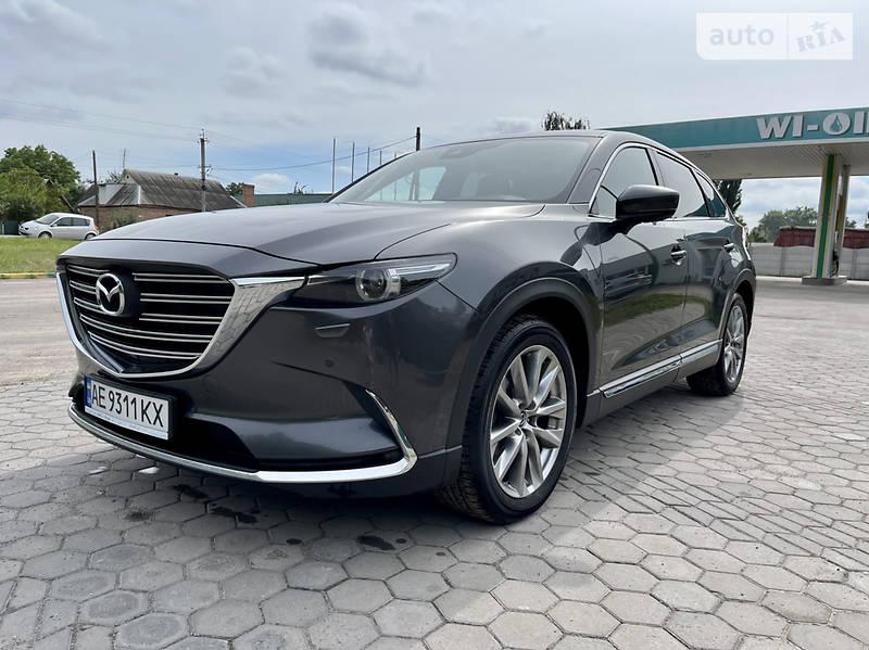 Внедорожник / Кроссовер Mazda CX-9 2018 в Виннице
