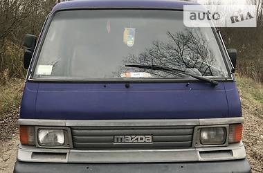 Легковой фургон (до 1,5 т) Mazda E2200 1988 в Нетешине