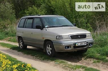 Mazda MPV 1997 в Луцке