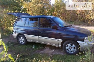 Mazda MPV 1997 в Запорожье