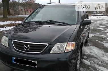 Mazda MPV 2002 в Владимир-Волынском