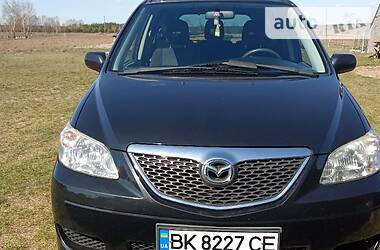 Mazda MPV 2004 в Владимирце