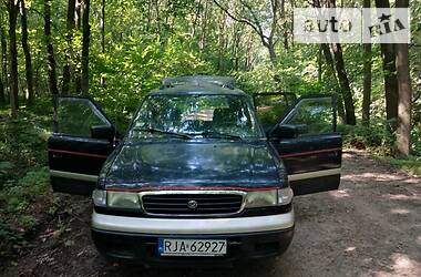 Mazda MPV 1998 в Кицмани