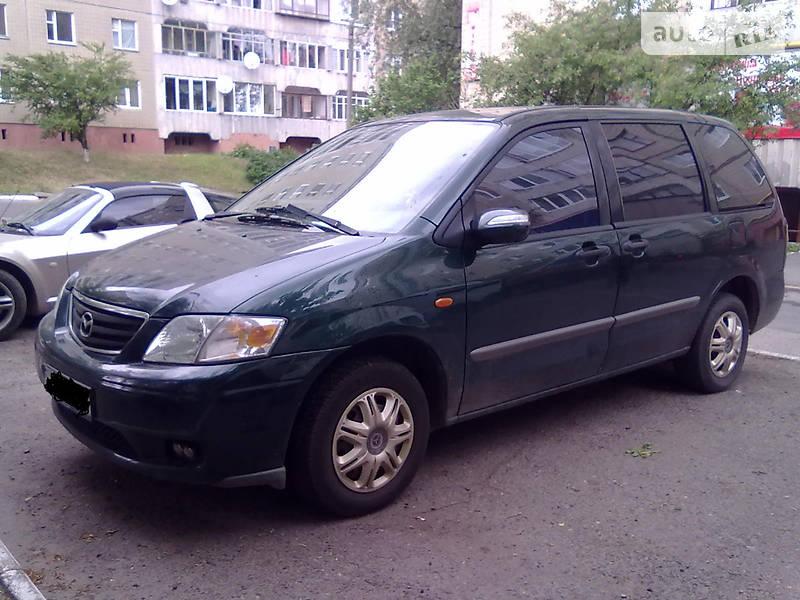 Mazda MPV 2000 в Львове
