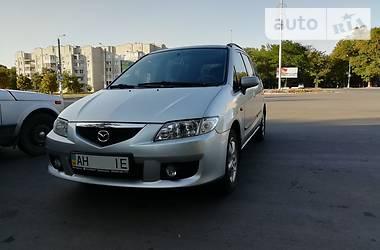 Mazda Premacy 2003 в Краматорске
