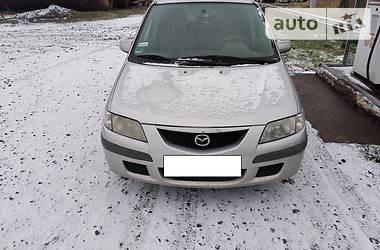 Mazda Premacy 2001 в Мостиске