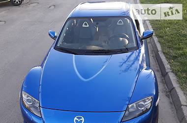 Mazda RX-8 2004 в Львове