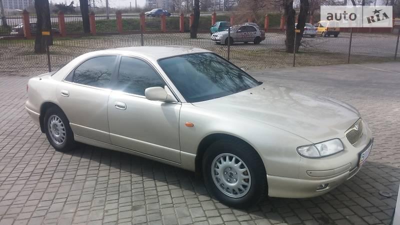 Mazda Xedos 9 1998 в Одессе