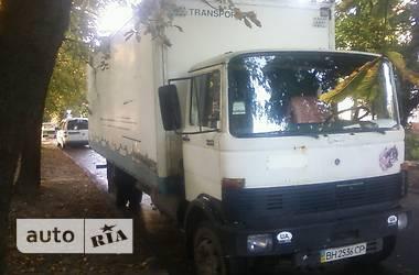 Фургон Mercedes-Benz 1117 груз. 1984 в Дрогобыче