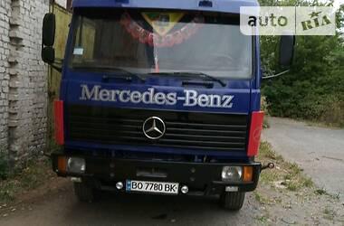 Фургон Mercedes-Benz 1120 груз. 1993 в Тернополе
