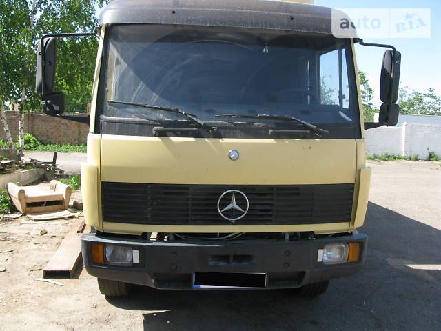 Mercedes-Benz 1317 1998 в Черновцах
