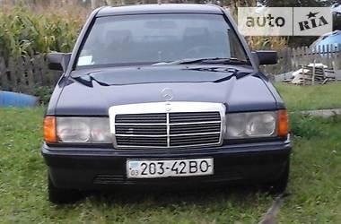 Mercedes-Benz 190 1987 в Луцке