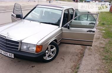 Mercedes-Benz 190 1990 в Харькове