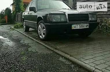 Mercedes-Benz 190 1986 в Ужгороде
