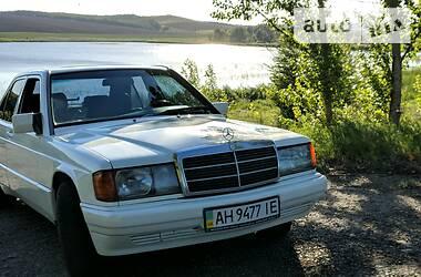 Седан Mercedes-Benz 190 1991 в Славянске