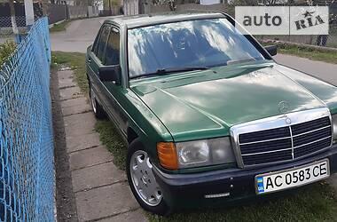 Mercedes-Benz 190 1988 в Владимир-Волынском