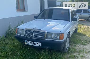 Седан Mercedes-Benz 190 1987 в Бориславе