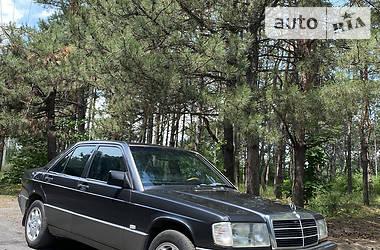 Седан Mercedes-Benz 190 1992 в Запорожье