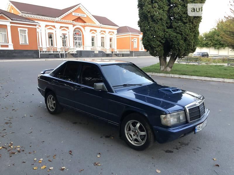 Mercedes-Benz 190 GAS
