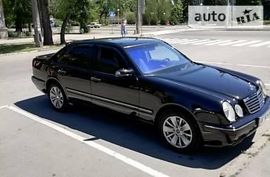 Mercedes-Benz 210 2000 в Запорожье