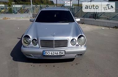 Mercedes-Benz 210 1997 в Тернополе
