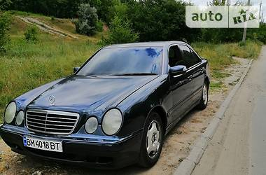 Mercedes-Benz 210 2001 в Сумах