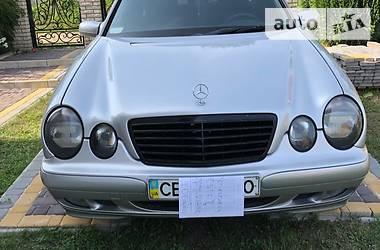 Mercedes-Benz 220 2001 в Черновцах