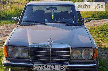 Седан Mercedes-Benz 220 1986 в Рожнятове