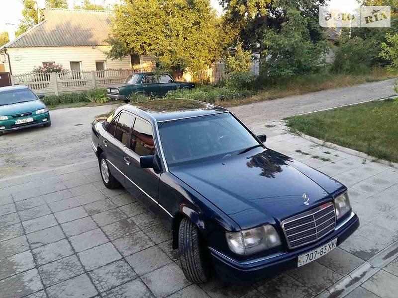 Mercedes-Benz 280 1995 в Харькове