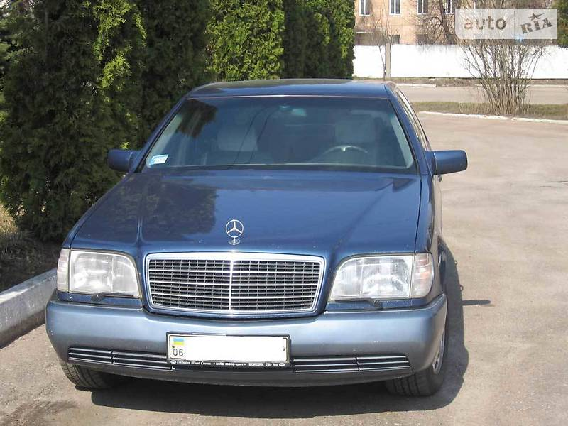 Mercedes-Benz 420 1992 в Житомирі
