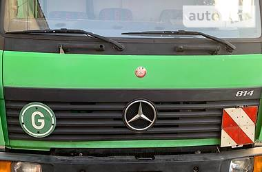 Mercedes-Benz 814 груз. 1995 в Ивано-Франковске