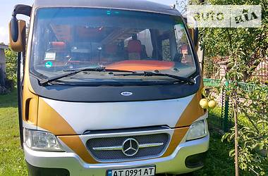 Mercedes-Benz 814 пасс. 1999 в Ивано-Франковске