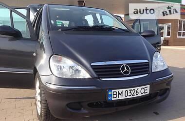 Mercedes-Benz A 140 2002 в Конотопе