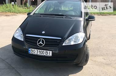Mercedes-Benz A 160 2010 в Тернополе