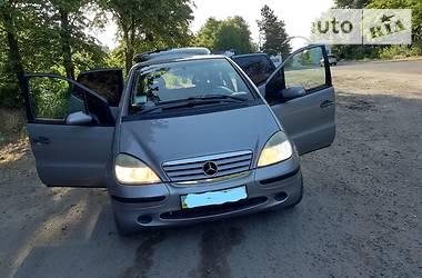 Mercedes-Benz A 160 1999 в Могилев-Подольске