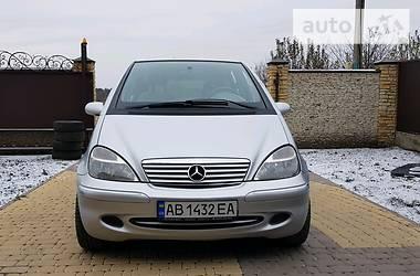 Mercedes-Benz A 160 2002 в Немирове