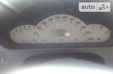 Mercedes-Benz A 160 1999 в Днепре