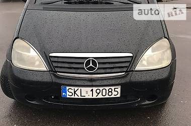 Mercedes-Benz A 160 2000 в Стрые
