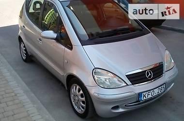 Mercedes-Benz A 170 2003 в Ровно