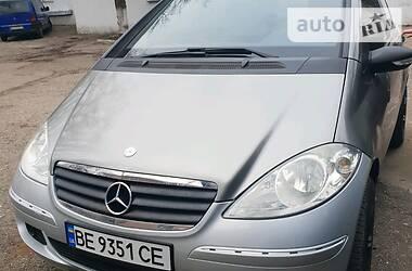Mercedes-Benz A 170 2005 в Николаеве