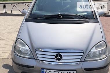 Mercedes-Benz A 170 1999 в Луцке