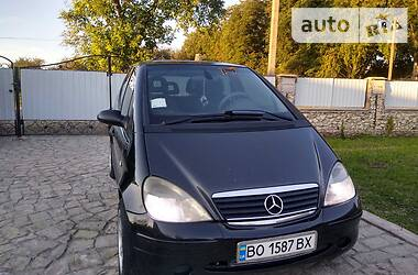 Mercedes-Benz A 170 2002 в Збараже
