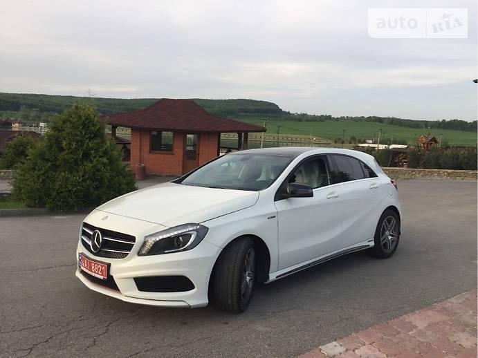 Mercedes-Benz A 180 2013 в Черновцах