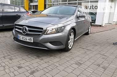Mercedes-Benz A 200 2013 в Львові