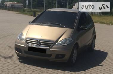 Mercedes-Benz A 200 2005 в Львове