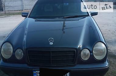Седан Mercedes-Benz A 210 1996 в Кропивницком