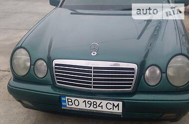 Mercedes-Benz A 210 1997 в Тернополе